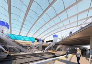 Gatwick welcomes growing numbers of Oyster rail passengers