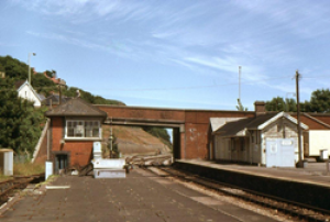 Goodwick Station made good for rail use