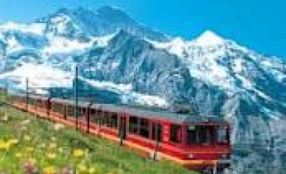 Europe's highest-altitude railway station celebrates its centenary
