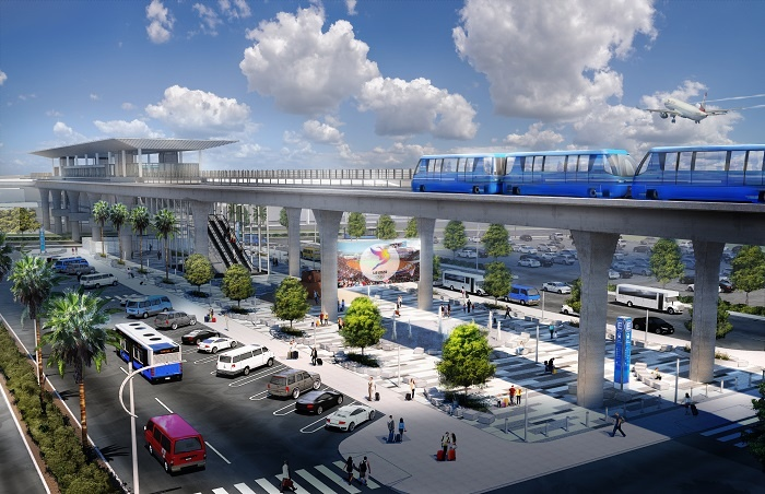 LAX takes next steps in automated people mover process