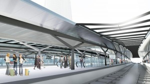 First major changes for passengers as London Bridge redevelopment gathers pace