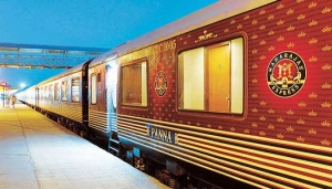 Maharajas' Express – a luxury offering from IRCTC