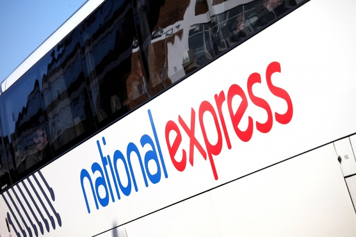 National Express to suspended services until March