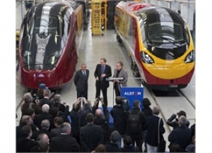 Alstom builds on its leading position in high-speed rail