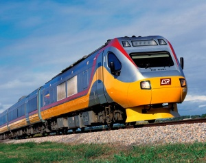 Queensland Rail rebrands to boost trade