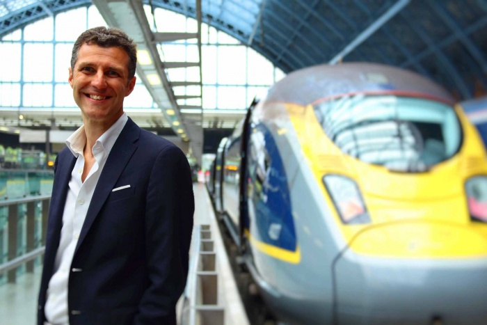 Breaking Travel News interview: Roberto Abbondio, managing director, new digital business, Eurostar