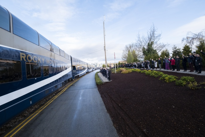 Rocky Mountaineer ups luxury offering in Canada ahead of summer season