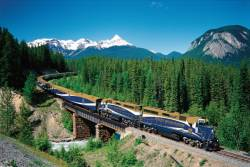Rocky Mountaineer launches UK sales push