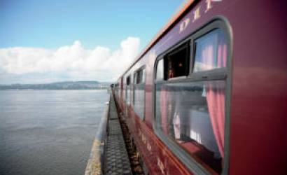 A taste of Scotland aboard The Royal Scotsman