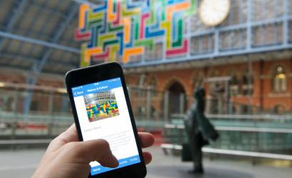 St Pancras International Station launches StP app
