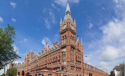 St Pancras International improvements continue