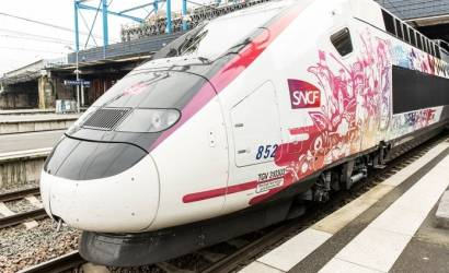 SNCF welcomes new TGV Océane to south-western France