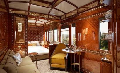 Wimberly Interiors unveils designs for Venice Simplon-Orient-Express carriages