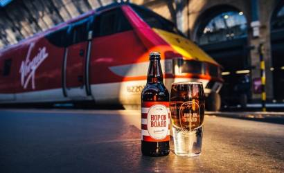 Virgin Trains launches new UK craft ale to travellers