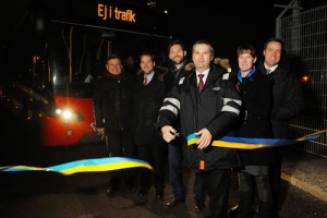 Arriva begins phase two of multi-modal Stockholm transport contract