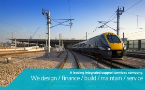 Carillion wins £40m Cumbernauld electrification contract