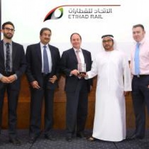 DB Schenker Rail signs joint venture with UAE Etihad Rail