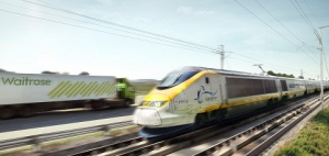 Eurostar on-track with strong growth in Q1 2014