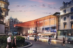 Public consultation begins on £104m Glasgow Queen Street redevelopment