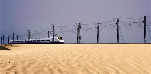 SVCs for Haramain high-speed rail link in Saudi Arabia