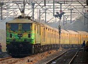 Indian railway revenue earnings up 26.81 percent during 1st–10th January 2013