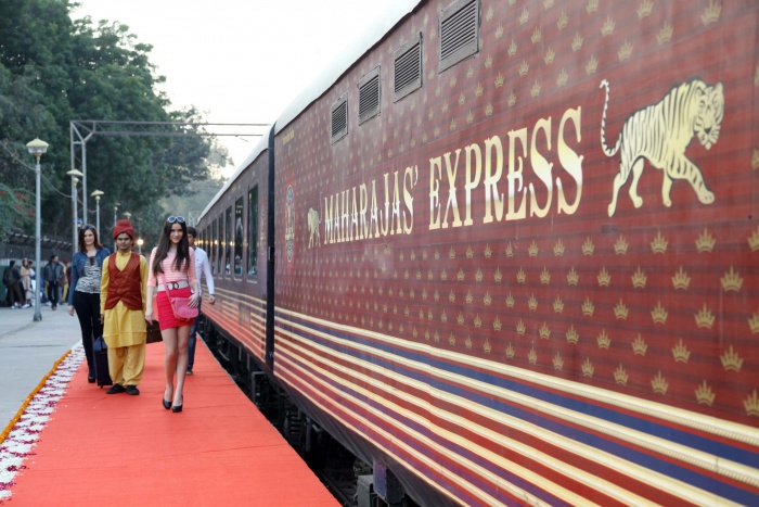 Breaking Travel News investigates: A journey aboard the Maharajas' Express, India
