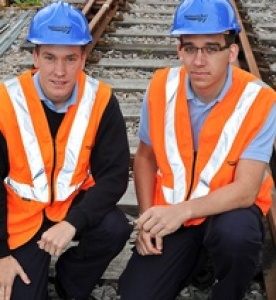 Network Rail launches its 2013 apprenticeship scheme in the east of England