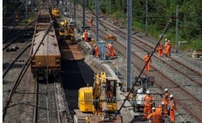Successful completion of West Coast Main Line improvement work