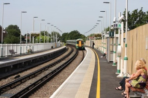 Littlehaven station's £5m improvements completed