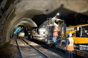 £15m to improve the railway at Whiteball tunnel