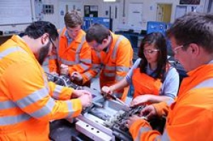 Network Rail: School girls think engineering is a job for the boys
