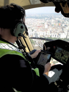 Network Rails flying app means faster emergency response