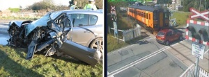 Safety event targets misused level crossing at Rossington, UK