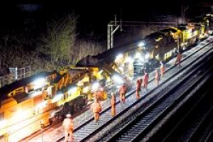 £400m Edinburgh-Glasgow electrification work out to tender