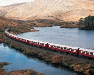 Discover the best of Great Britain with Orient Express UK trains