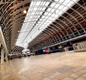 Roof refurb to be completed at Paddington station