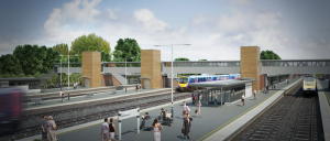 £43m Peterborough station improvements to be completed over Christmas