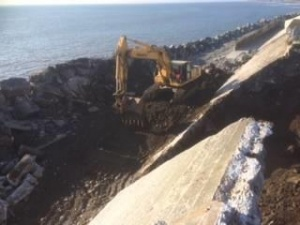 Rail services between Barmouth to Harlech to be restored ahead of schedule