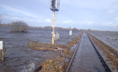 New coach-rail services for storm hit communities in South West UK