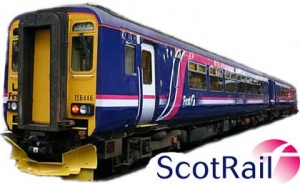 Scotrail makes tracks to the Hydro