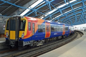 First 10-car trains to run between London Waterloo and Windsor