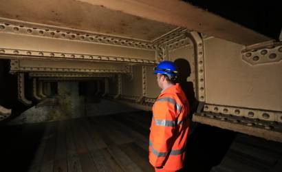 Ghost station uncovered in Thameslink construction