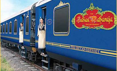 The Indian Maharaja train, few cabins remain for November departures