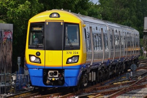 LOROL secures London Overground contract extension