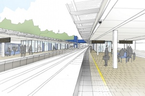 £5.2m Twickenham station improvements ready for 2015 Rugby World Cup