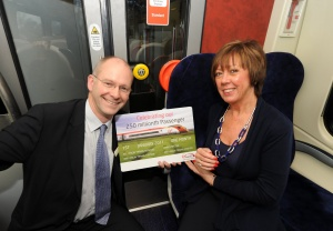 Virgin Trains Celebrates 250million Passengers as satisfaction figures hit