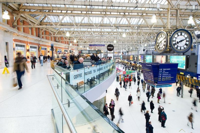 Retail spend at UK's railway stations soars above high street