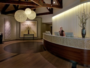 New spa design revealed for Center Parcs Woburn Forest