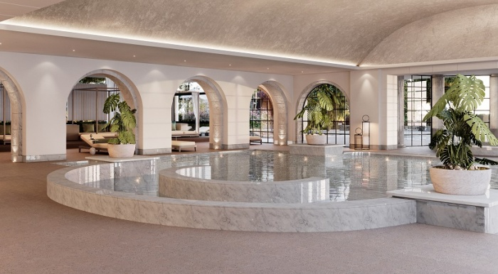 Athenaeum Spa to reopen at Corinthia Palace, Malta