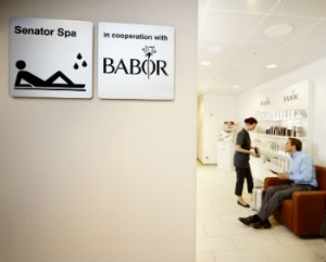 Spa with BABOR at the Frankfurt airport